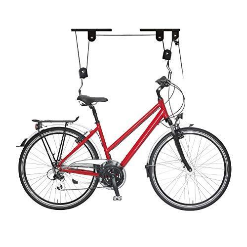 Soporte De Techo Para Bicicleta Con Poleas