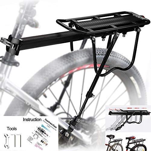 Soporte Para Alforjas Bicicleta